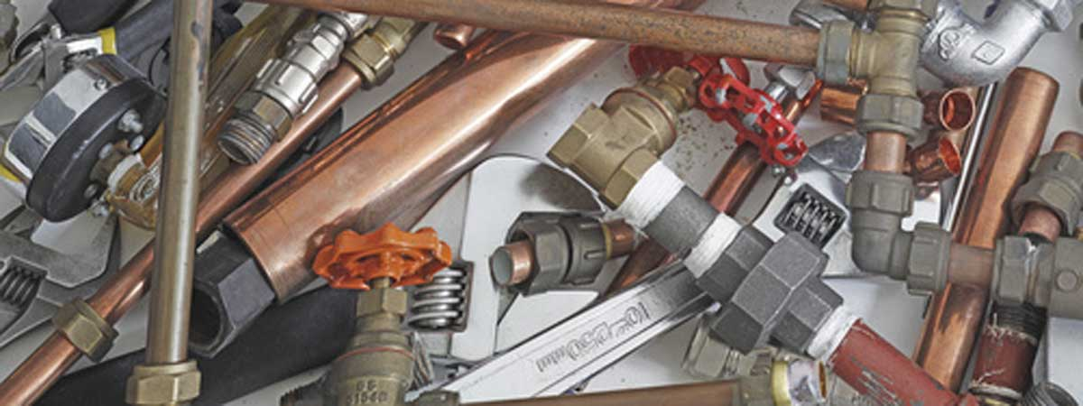 plumbing tools and equipment